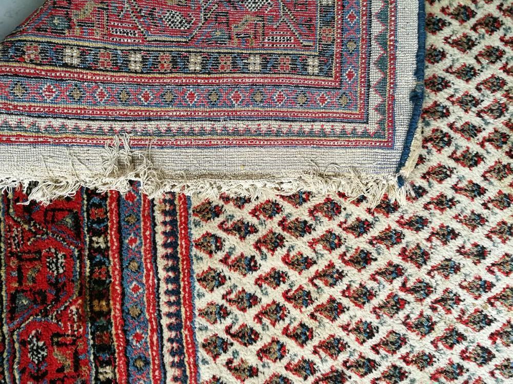 Mir Perzisch Tapijt : Antiek e eeuws perzisch tapijt te koop tweedehands